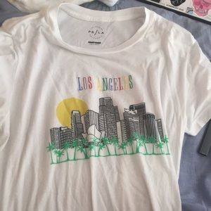 Cute Los Angeles Tee